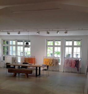 MODEAGENTUR DIETL SHOWROOM